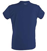 O'Neill Toddler O'Zone S/S Sun - maglia a compressione - bambino , Blue