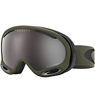 Oakley A-Frame 2.0 - maschera sci - uomo, Dark Green