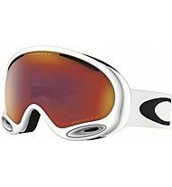 Oakley A-Frame 2.0 - maschera sci - uomo, White