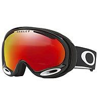 Oakley A-Frame 2.0 - maschera sci - uomo, Black