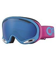 Oakley A Frame 2.0 (2015/16) - Skibrille, Factory Pilot Pink Blue