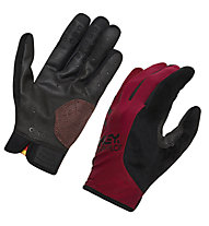 Oakley All Conditions Gloves - guanti MTB - uomo , Black/Red