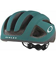 Oakley Aro 3 - casco bici, Green