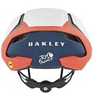 Oakley ARO5 Europe - Radhelm, White/Blue