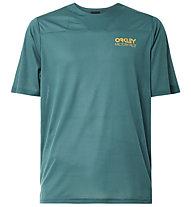 Oakley Cascade Trail - T-Shirt MTB - Herren , Green