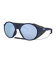 Oakley Clifden Polarized - Sportbrille Alpin, Translucent Blue