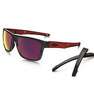 Oakley Crossrange Prizm - Sportbrille, Black/Red