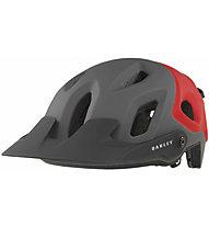 Oakley DRT 5 - casco MTB, Dark Grey/Red