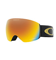 Oakley Flight Deck - Skibrille, Black/Yellow