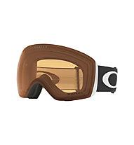 Oakley Flight Deck - maschera sci, Matte Black
