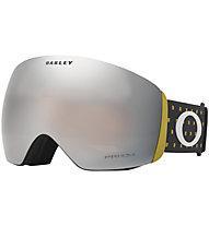 Oakley Flight Deck - Skibrille, Black/Gold