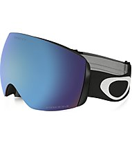 Oakley Flight Deck XM - maschera sci - donna, Matte Black