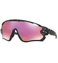 Oakley Jawbreaker Prizm - Fahrradbrille, Black