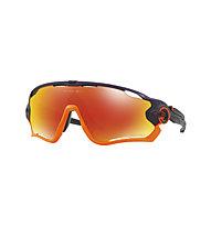 Oakley Jawbreaker Prizm - Fahrradbrille, Black/Red