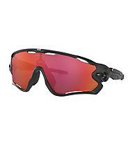 Oakley Jawbreaker Prizm - Fahrradbrille, Black Matt