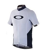 Oakley Jawbreaker Road Jersey - Radtrikot - Herren, Black/White
