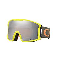Oakley Line Miner - Skibrille, Yellow