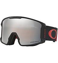Oakley Line Miner Harlaut Signature Classic 1 - Skibrille, Black/Red