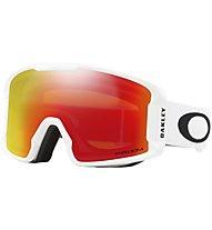 Oakley Line Miner XM - Skibrille, Matte White