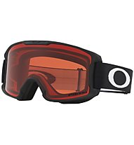 Oakley Line Miner Youth - Skibrille - Kinder, Matte Black