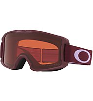 Oakley Line Miner Youth - Skibrille - Kinder, Dark Red