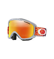 Oakley O2 XM - Skibrille, Red