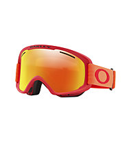 Oakley O Frame 2.0 Pro XM - Skibrille - Damen, Orange