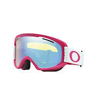 Oakley O Frame 2.0 Pro XM - maschera sci - donna, Red/White