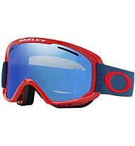 Oakley OFrame 2.0 XM - Skibrille, Red/Blue