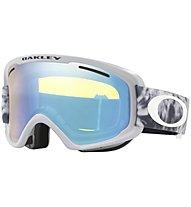 Oakley OFrame 2.0 XM - Skibrille, White/Grey
