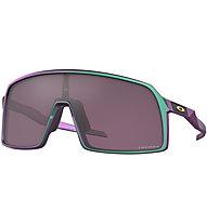 Oakley Sutro - Fahrradbrille, Green/Violet