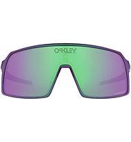 Oakley Sutro - Fahrradbrille, Green/Purple