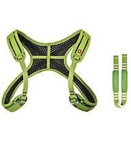Ocun WeBee Chest Lite - Brustgurt, Green/Black
