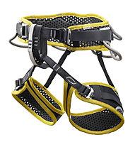 Ocun WeBee Quattro - imbrago, Black/Yellow