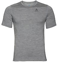 Odlo SUW Natural 100% Merino Warm - Funktionsshirt - Herren, Grey