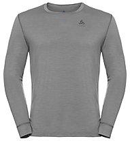 Odlo SUW Natural 100% Merino Warm - maglietta tecnica - uomo, Grey