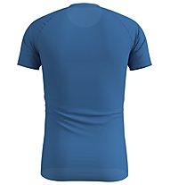 Odlo Active F-Dry Light SUW - Funktionsshirt - Herren, Blue