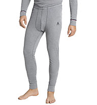 Odlo Active Warm Eco - calzamaglia - uomo, Grey