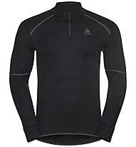 Odlo ACTIVE X-WARM ECO Baselayer-Top - maglia maniche lunghe - uomo, Black