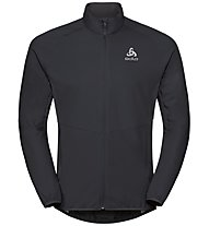Odlo Aeolus Element Warm - Langlaufjacke - Herren, Black