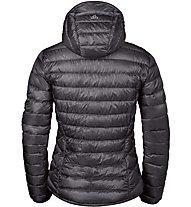 Odlo Air Cocoon - giacca in piuma - donna, Black