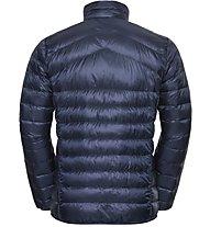 Odlo Air Cocoon - giacca in piuma trekking - uomo, Blue