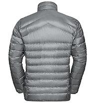 Odlo Air Cocoon - giacca in piuma trekking - uomo, Grey