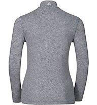 Odlo Alagna MidLayer Full Zip Damen Fleecejacke, Grey