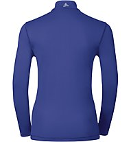 Odlo Alagna MidLayer Full Zip Damen Fleecejacke, Blue
