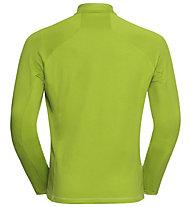 Odlo Midlayer Full Zip Proita - Fleecejacke Bergsport - Herren, Light Green