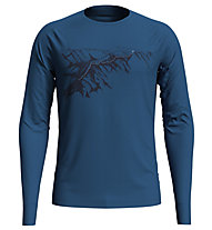Odlo Alliance - T-Shirt Wandern - Herren, Blue