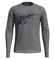 Odlo Alliance - T-Shirt Wandern - Herren, Grey