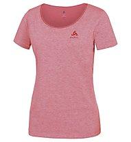 Odlo Alloy - T-shirt trekking - donna, Red