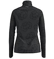 Odlo Birdy Ceramiwarm Midlayer 1/2 Zip - Fleecepullover - Damen, Black